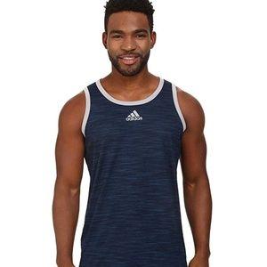 Adidas Heathered Tank
